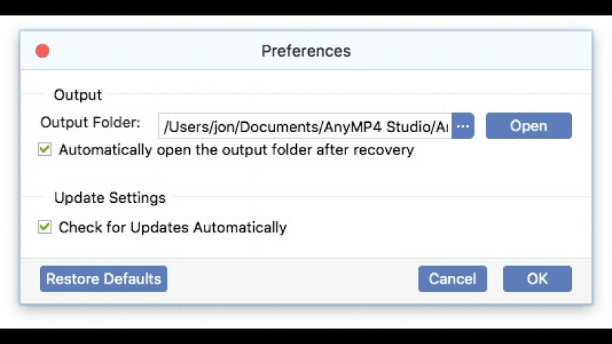 AnyMP4 Android Data Recovery for Mac - review, screenshots