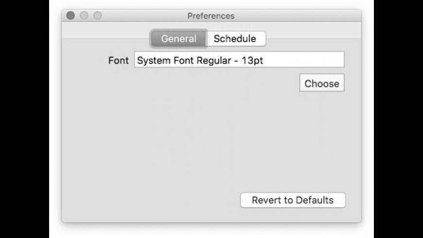 CoCoaCash for Mac - review, screenshots