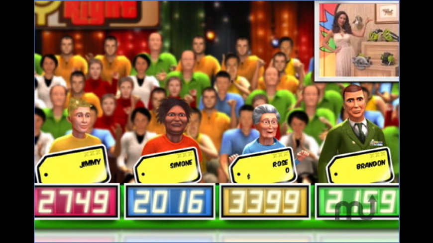 The Price is Right for Mac - review, screenshots