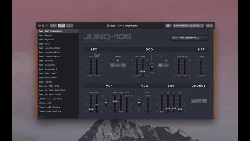 Juno Editor for Mac - review, screenshots