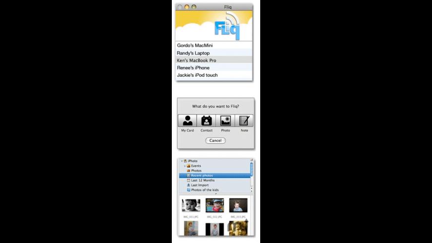 Fliq for Mac - review, screenshots