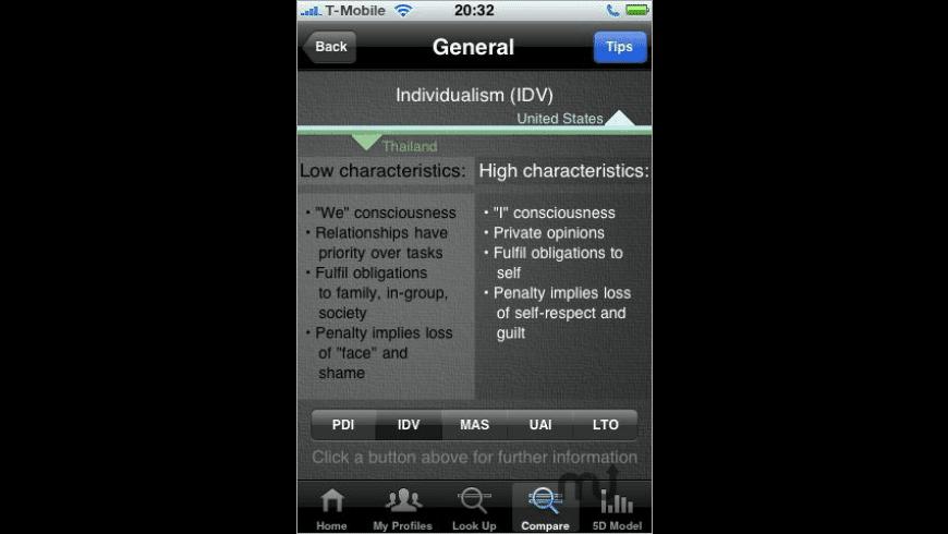 CultureGPS Professional for Mac - review, screenshots