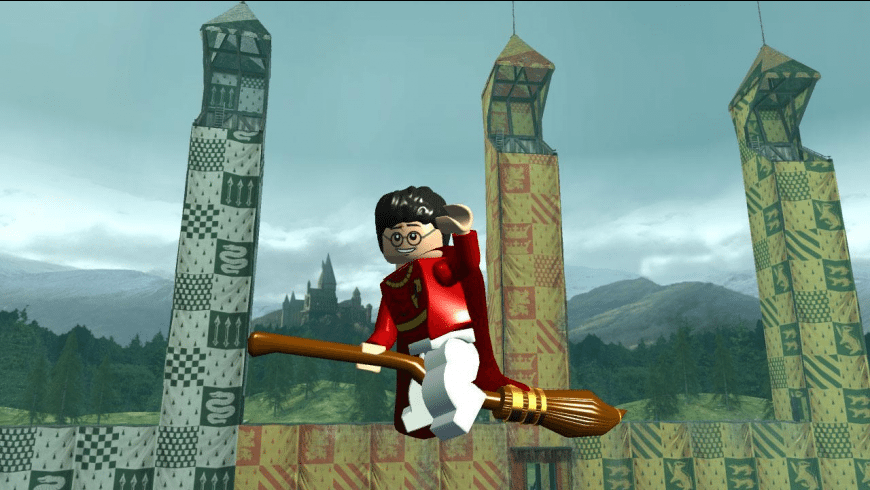 LEGO Harry Potter Years 1-4 for Mac - review, screenshots