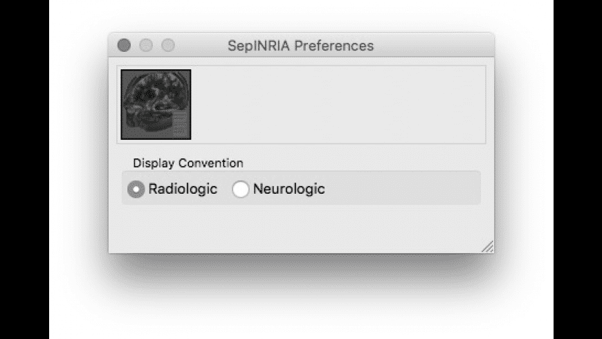 SepINRIA for Mac - review, screenshots