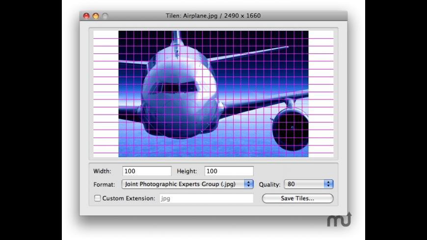 Tilen for Mac - review, screenshots
