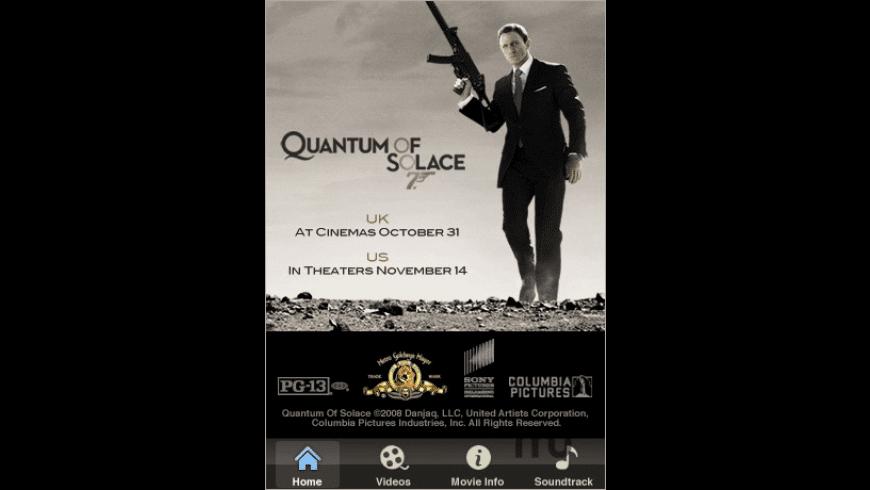 James Bond - 007 for Mac - review, screenshots