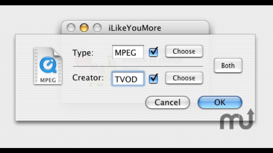 iLikeYouMore for Mac - review, screenshots