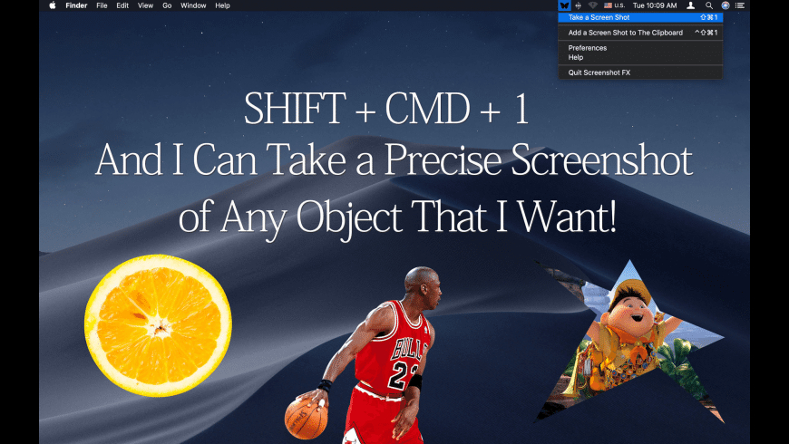 Screenshot FX for Mac - review, screenshots