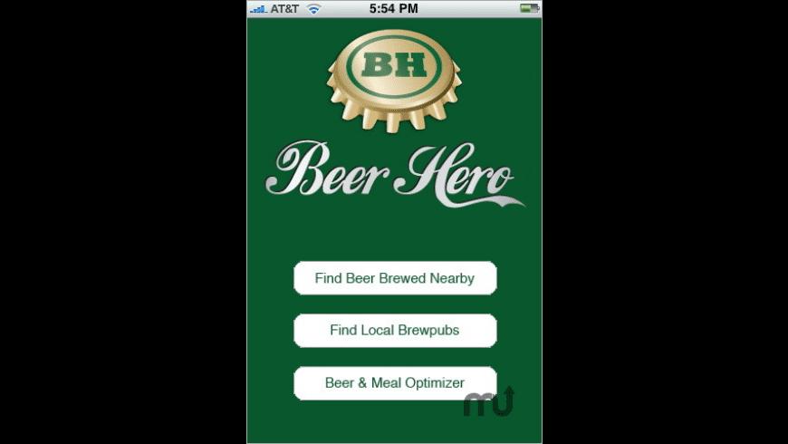 Beer Hero for Mac - review, screenshots