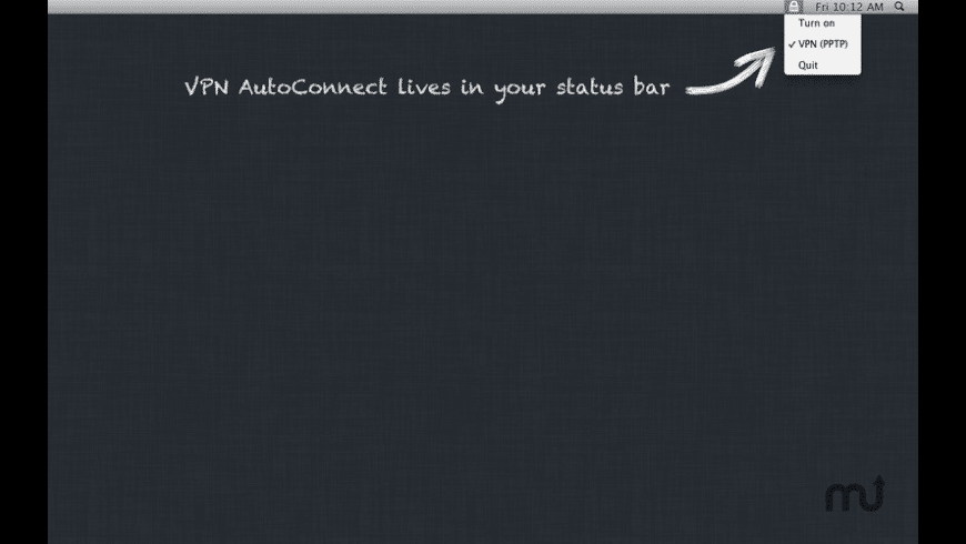 VPN AutoConnect for Mac - review, screenshots