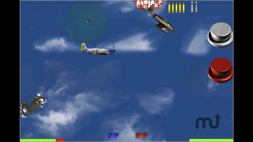1944 : WWII Edition - FIGHTER PILOT for Mac - review, screenshots