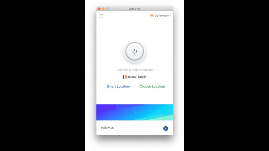 UFO VPN for Mac - review, screenshots