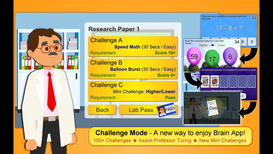 Brain App for Mac - review, screenshots