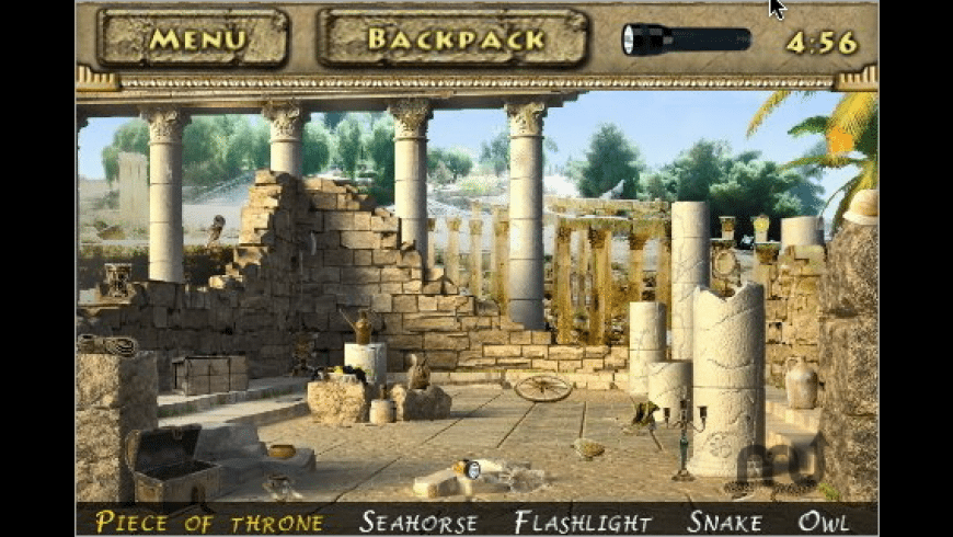 National Geographic: Herod's Lost Tomb for Mac - review, screenshots