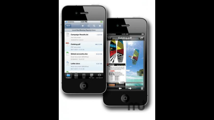 FileApp for Mac - review, screenshots