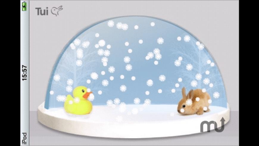 TUI SnowGlobe for Mac - review, screenshots