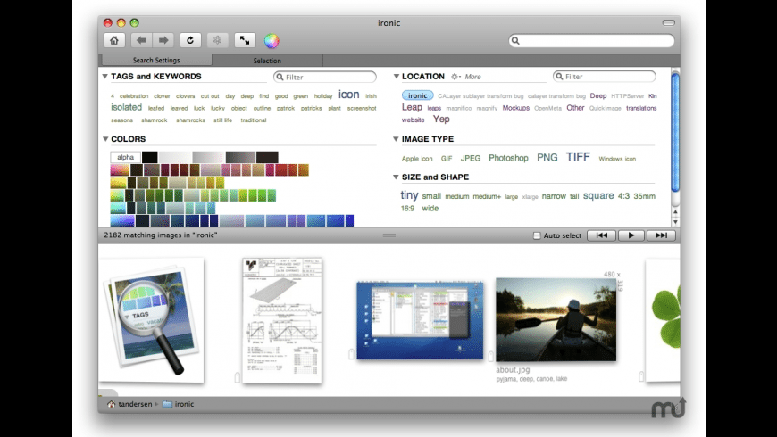 Deep for Mac - review, screenshots