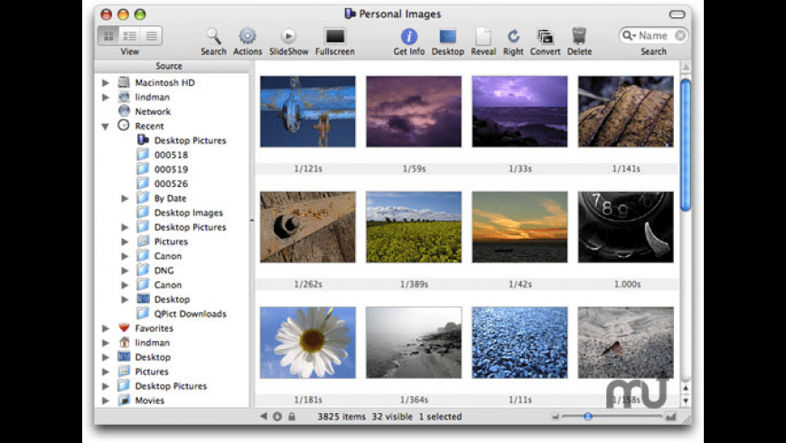 QPict for Mac - review, screenshots