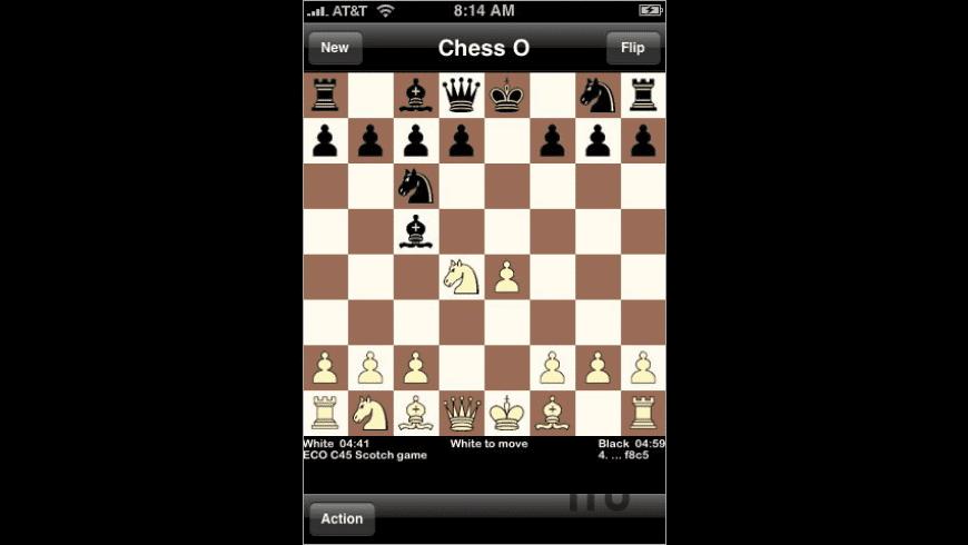 Chess O for Mac - review, screenshots