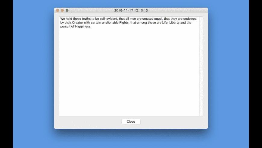ClipperDipper for Mac - review, screenshots