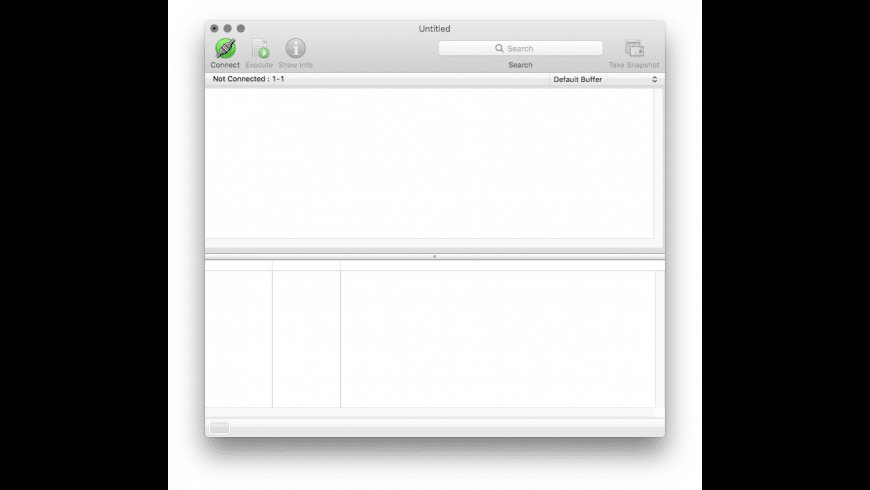 SQLGrinder for Mac - review, screenshots
