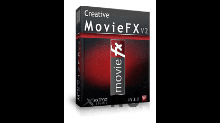 Creative MovieFX for Mac - review, screenshots