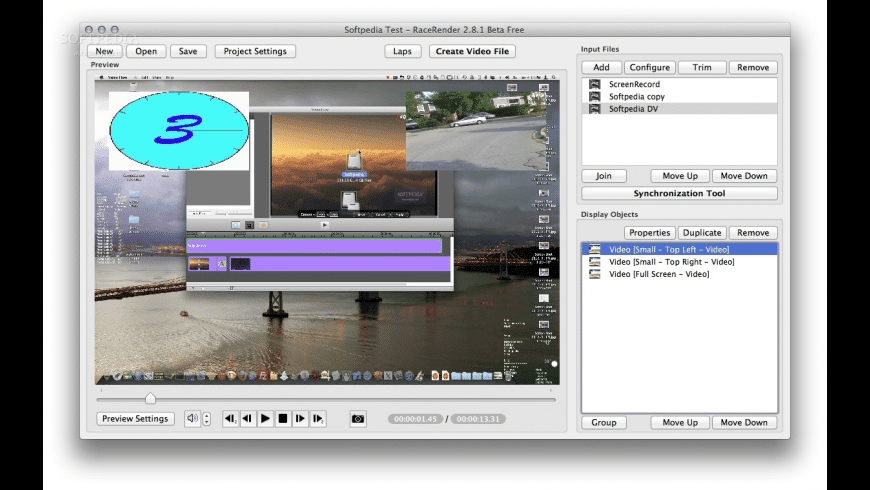 RaceRender for Mac - review, screenshots
