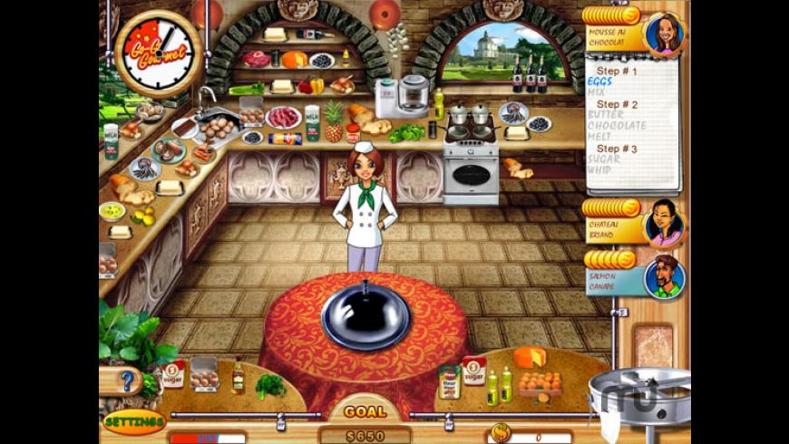 Go-Go Gourmet for Mac - review, screenshots