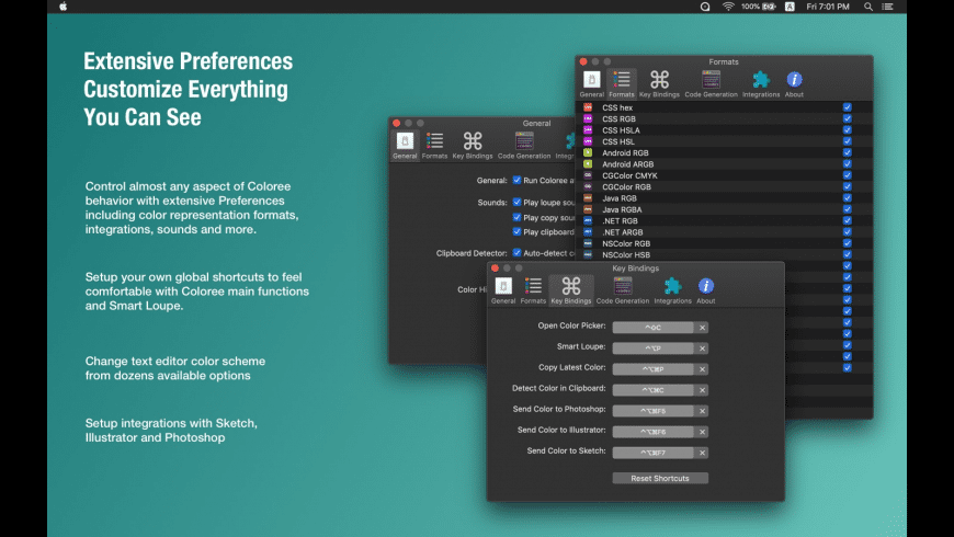 Coloree for Mac - review, screenshots