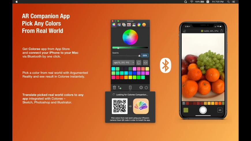 Coloree for Mac - review, screenshots
