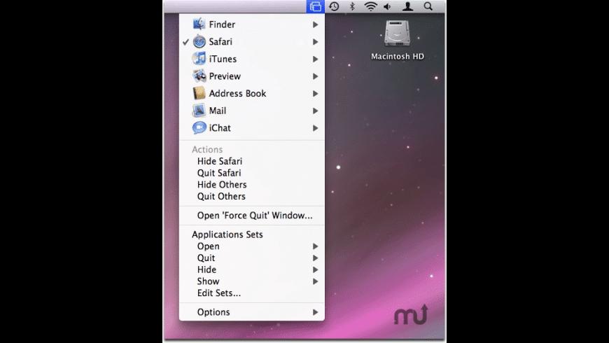 Running Applications for Mac - review, screenshots