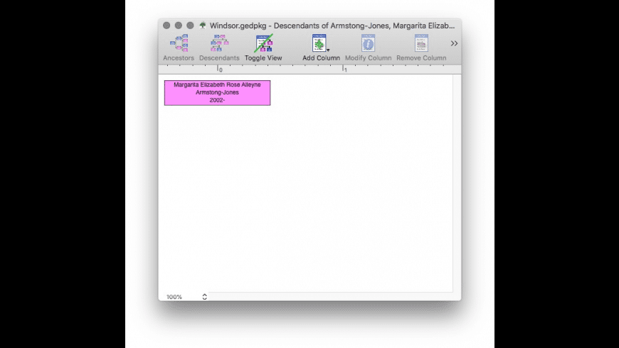 GEDitCOM II for Mac - review, screenshots