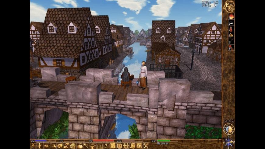 Eternal Lands for Mac - review, screenshots