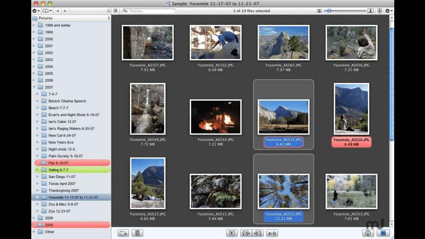 gBrowser for Mac - review, screenshots