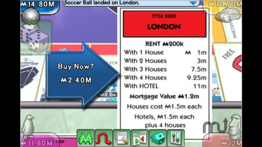MONOPOLY Here & Now: The World Edition for Mac - review, screenshots