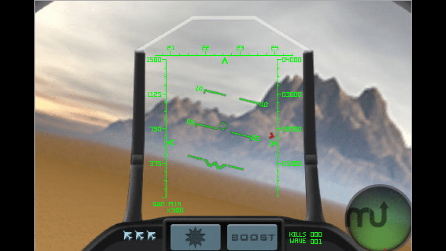 Flying Aces for Mac - review, screenshots