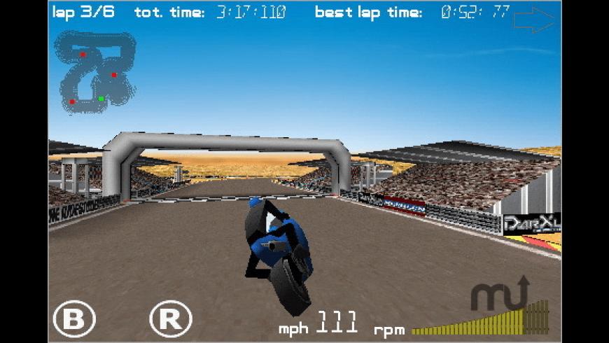 Moto Racing GP for Mac - review, screenshots