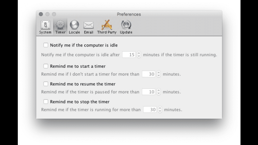 Fanurio for Mac - review, screenshots