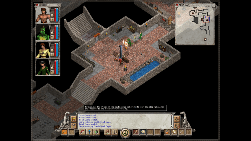 Avernum 6 for Mac - review, screenshots