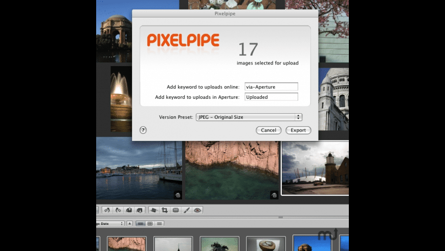 Pixelpipe for Aperture for Mac - review, screenshots
