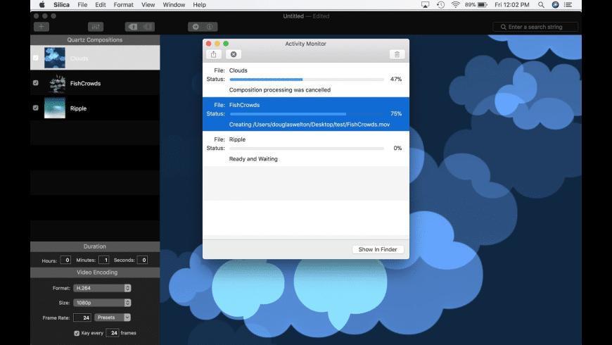 Silica SX for Mac - review, screenshots