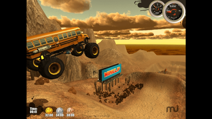 Monster Trucks Nitro for Mac - review, screenshots