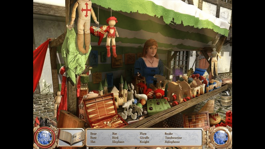 Time Mysteries: Inheritance for Mac - review, screenshots