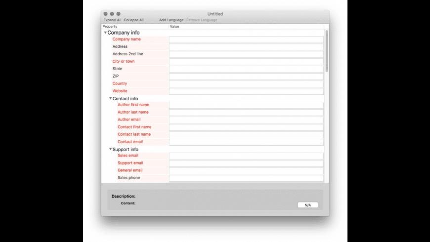 EdPad for Mac - review, screenshots