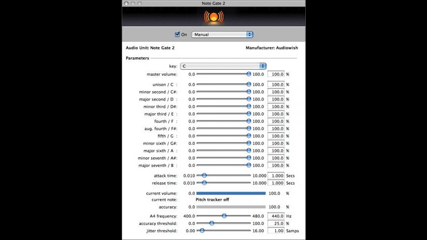 Note Gate for Mac - review, screenshots