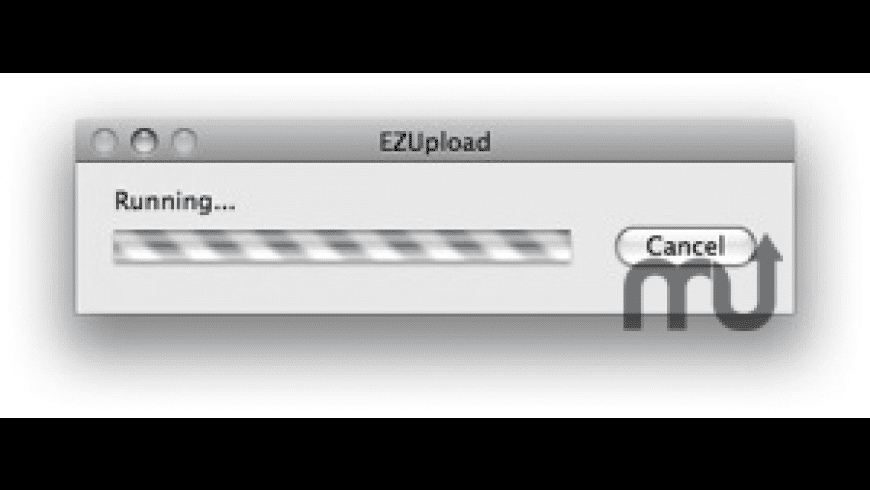 EZUpload for Mac - review, screenshots