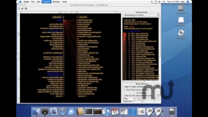 Surf Pattern Analyzer for Mac - review, screenshots