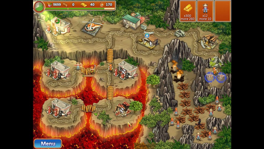 Rescue Team 3 for Mac - review, screenshots