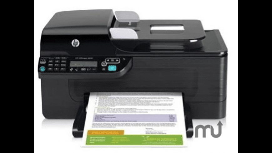 HP 4500 All In One Printer Driver for Mac - review, screenshots
