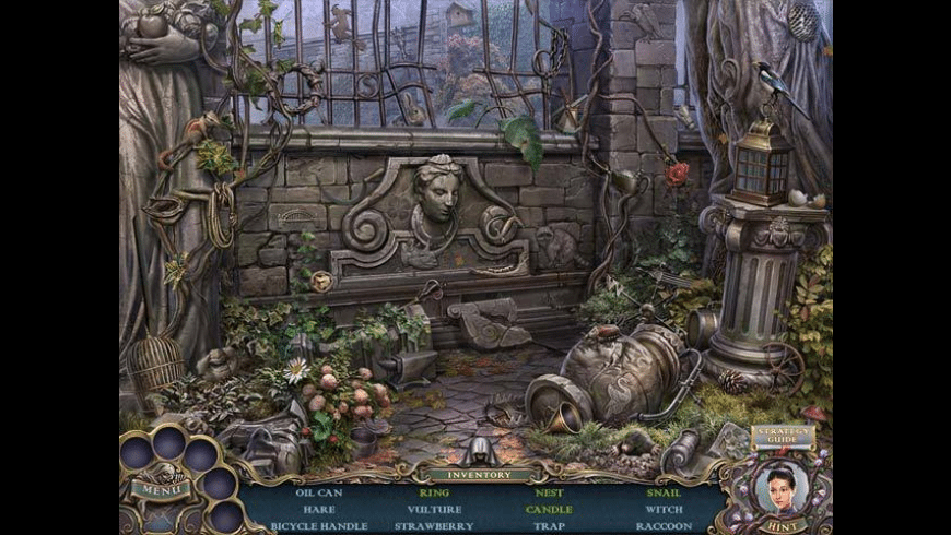 Witch Hunters: Stolen Beauty for Mac - review, screenshots